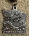 Cascade Half Marathon Medal 2011