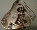 Hershey Half Marathon Medal 2011