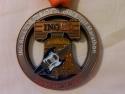 Philadelphia RnR Half Marathon Medal 2010