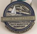 Amica Half Marathon 2012