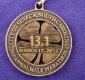 2012 Seneca Half Marathon