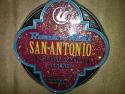 San Antonio RnR Half Marathon Medal 2010