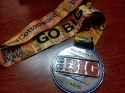 Big Cottonwood Half Marathon 2013