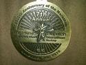 Marshall University Half Marathon Medal 2010