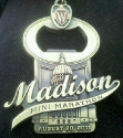 Madison Mini Marathon Medal 2011