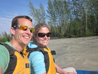 River Float in Talkeetna