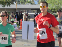 Palm Springs Half Marathon - In Stride