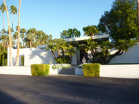 Goldie Hawn's Palm Springs Estate