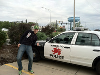 Oh Baby - Waterloo Police!