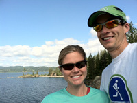 Hike around Coeur D'Alene