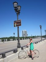 Biking the Mississippi River