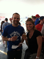 Mike R and Kristin Trying Some Brews