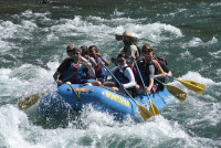 Rafting - all looking good until