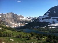 Peak of Logan's Pass