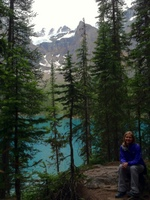 Nice Hike at Lake Moraine