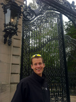 The gates to the Breakers