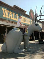 Wall Drug Jackrabbit