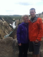 Grand Canyon of Yellowstone - Lower Falls